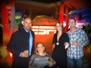 ESPN Superbowl Party