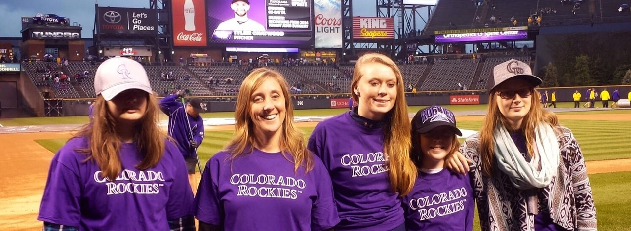 """Making Some """"Mile High"""" Memories Thanks To The Colorado Rockies"""