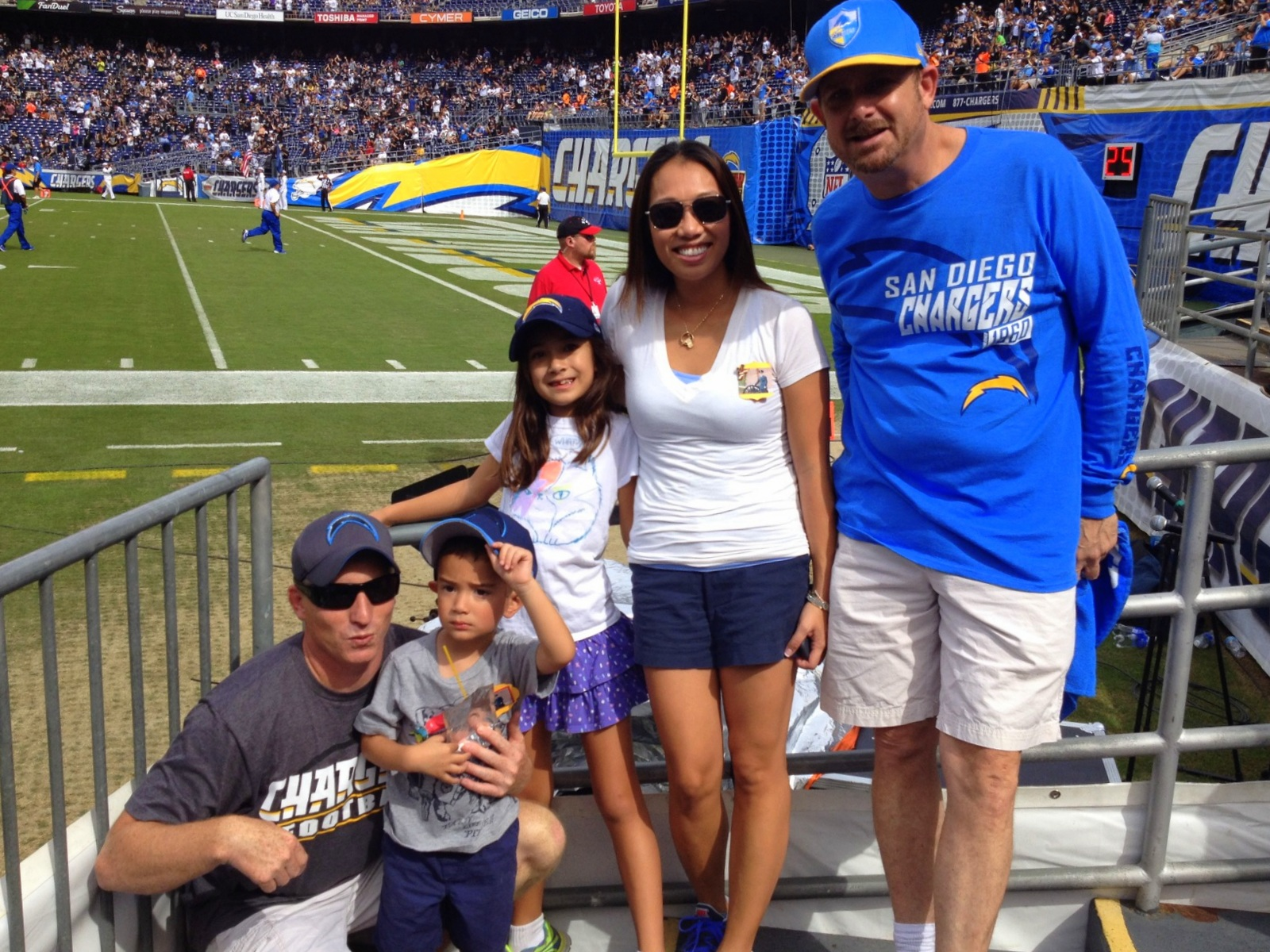 Official Site | Los Angeles Chargers