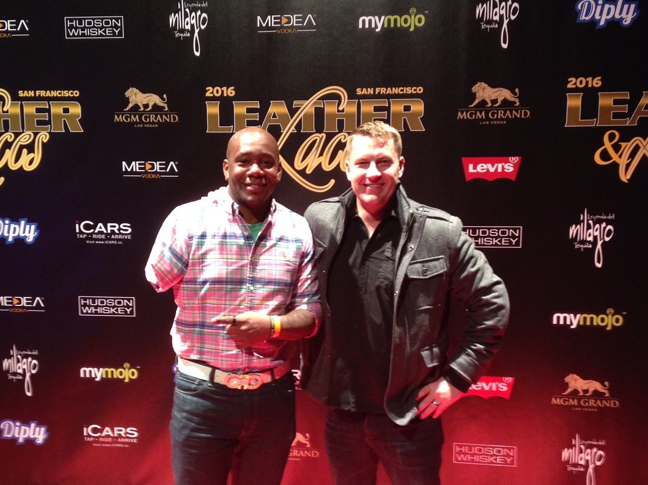 Warrior Wishes Come True At Leather & Laces & The Taste Of The NFL!