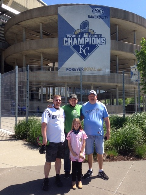 Warrior Wishes Come True Thanks To The Kansas City Royals!