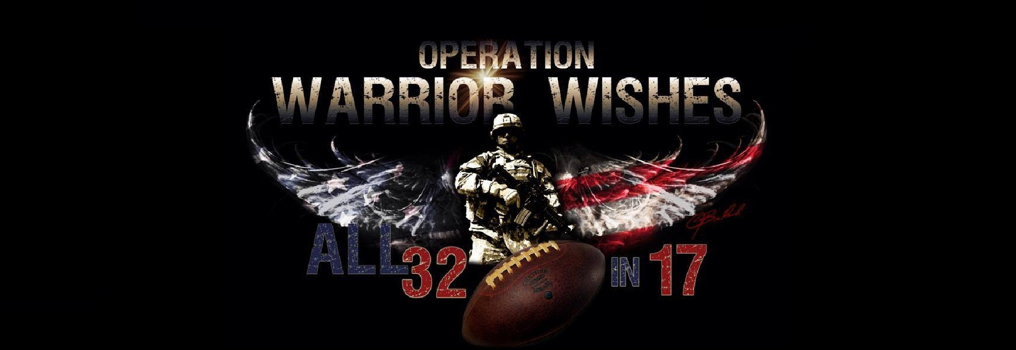Game 29 – Making Warrior Wishes Come True & Honoring 9/11 First Responders In New York!