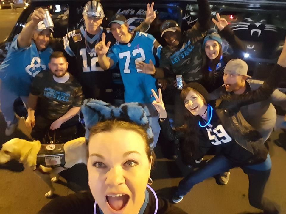 Game 30 – Warrior Wishes Come True At The Panthers Game!