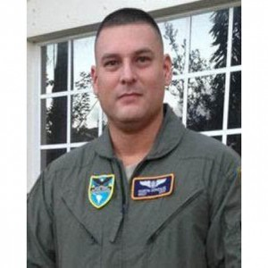 Air Force Master Sgt Martin Laureano Gonzales, who was affiliated with the Air National Guard, was among four people killed in Saturday's apparently accidental crash of a drug-hunting plane in Colombia, the U.S. Southern Command said Wednesday. (Photo courtesy U.S. Southern Command via Miami Herald/MCT via Getty Images)