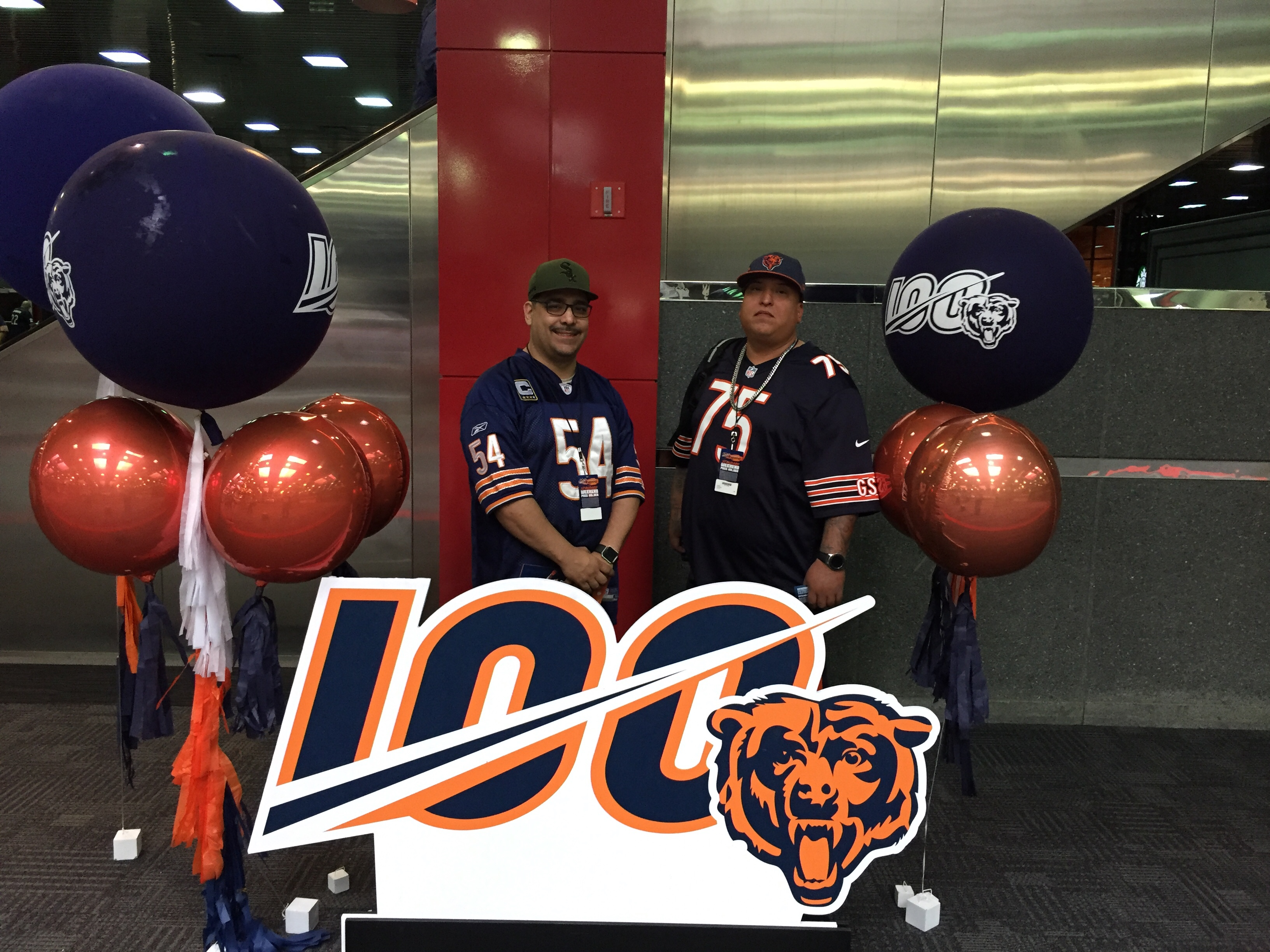 Hosting Warriors at the Bears 100 Weekend!