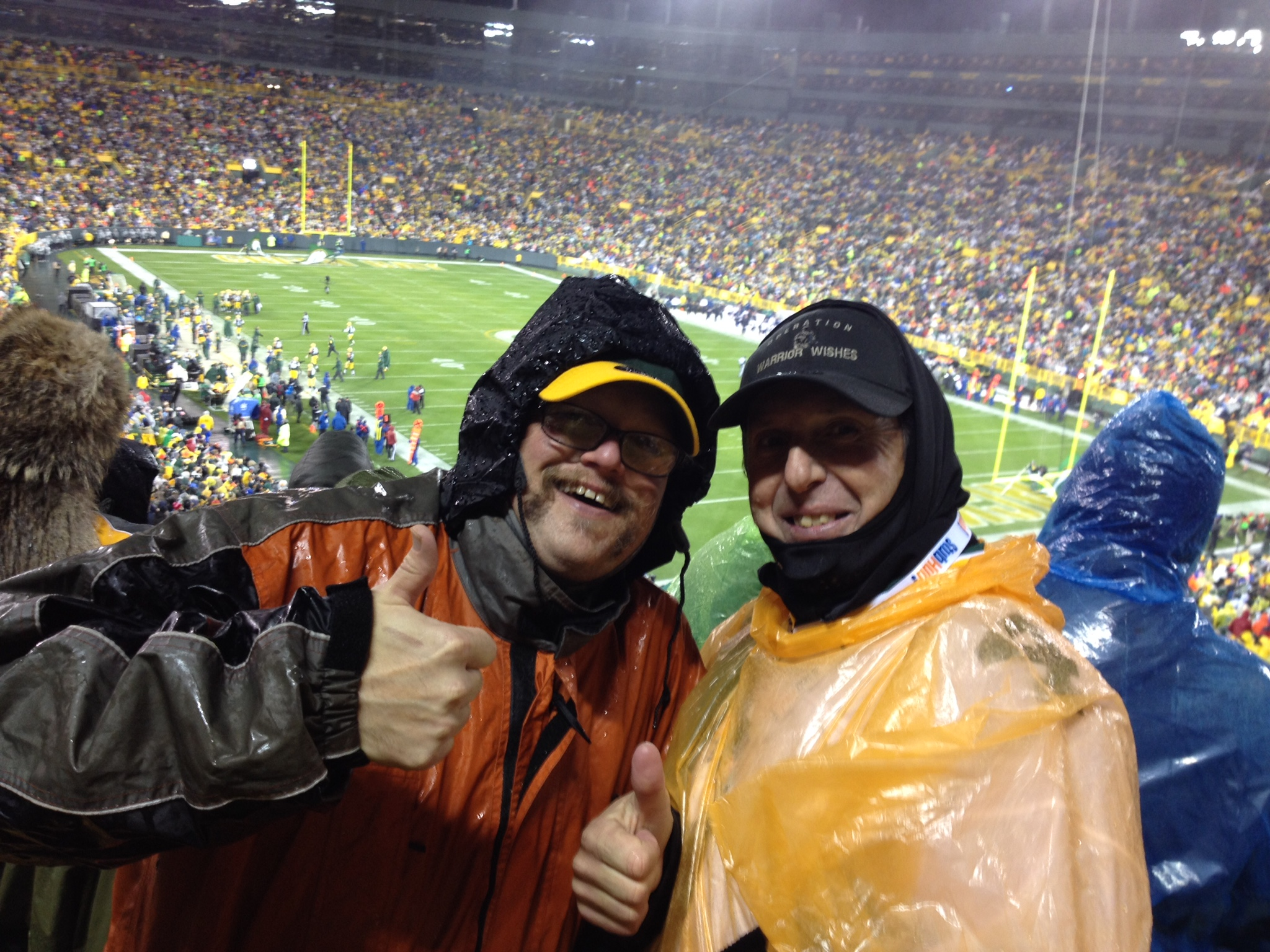Game 30 – Happy Thanksgiving From Green Bay!