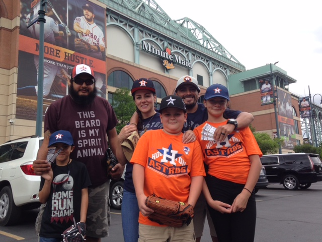 Warrior Wishes Come True Thanks To The Houston Astros!