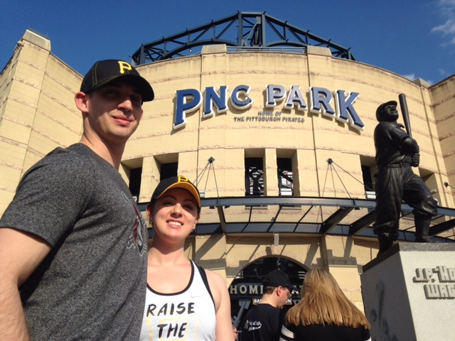 Warrior Wishes Come True At PNC Park!
