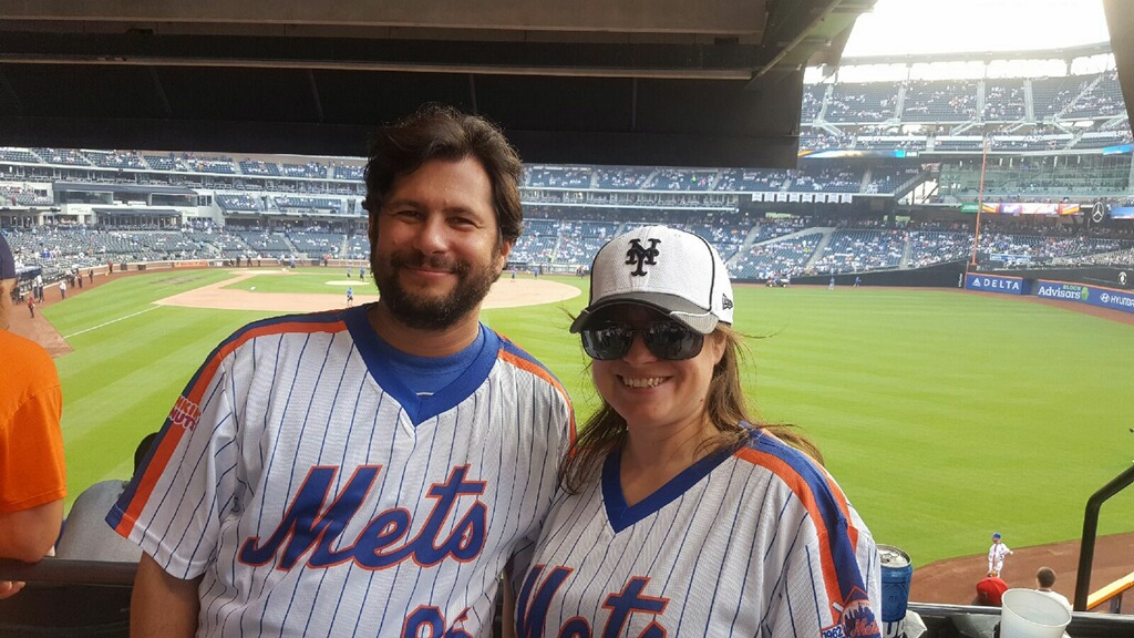 Walk Off Warrior Wishes Come True At The Mets Game!