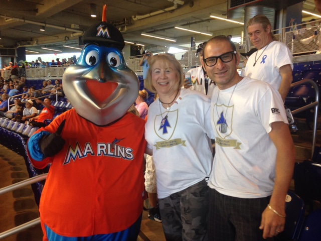 The Marlins Make Warrior Wishes Come True!