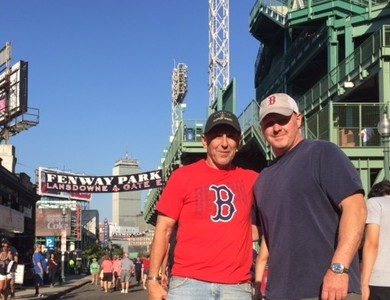 Warrior Wishes Come True At Fenway Park!