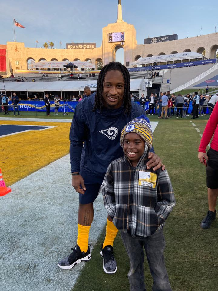 Game 46 – Todd Gurley Makes Warrior Wishes Come True in LA!