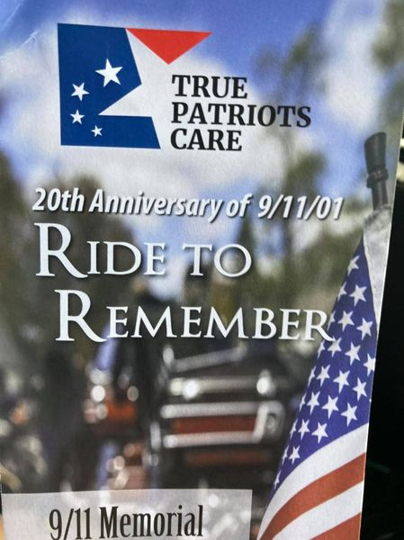 Thank you Woodstock Harley Davidson and True Patriots Care